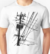 Japan Electric Unisex T-Shirt