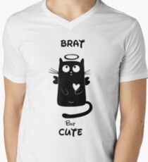 Bad cat Angel T-Shirt
