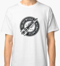 The Last Missile - Ultimate Battle, Vintage T Shirt Classic T-Shirt