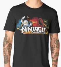 ninjago Men's Premium T-Shirt