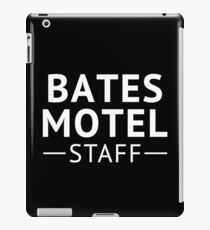 Bates Motel Staff iPad Case/Skin