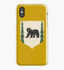 Bear Island/House Mormont iPhone Case/Skin