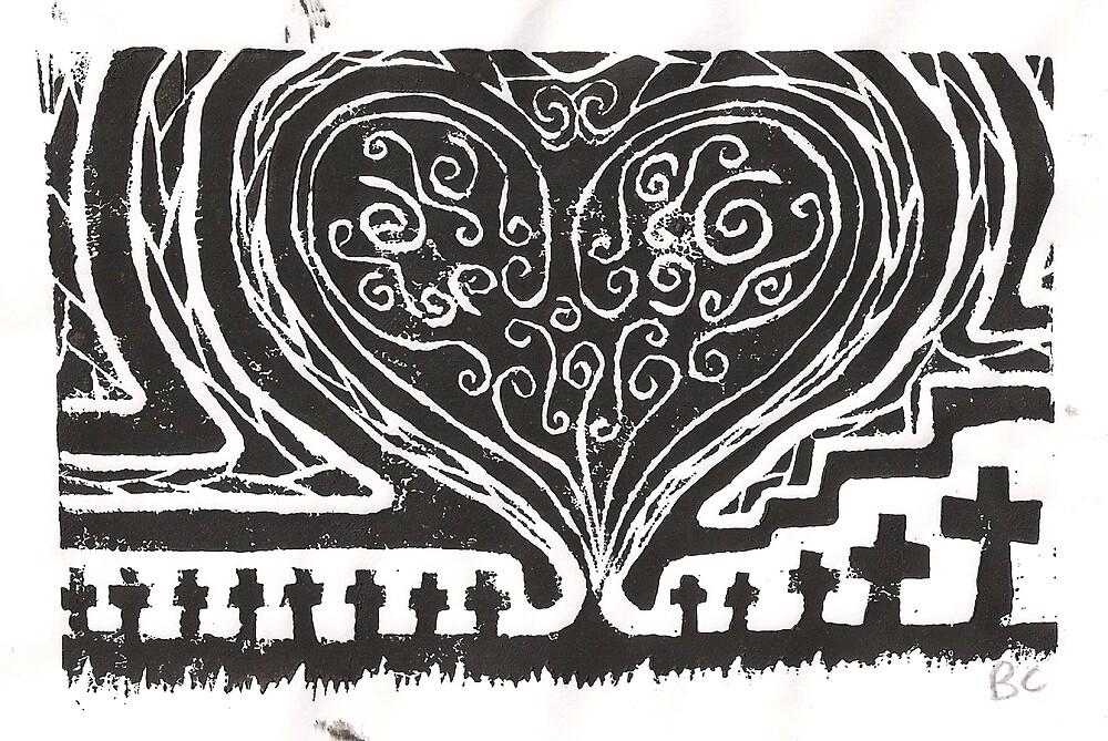 love sacrifice by byronC