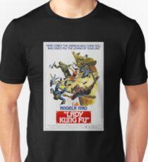 Lady Kung Fu T-Shirt