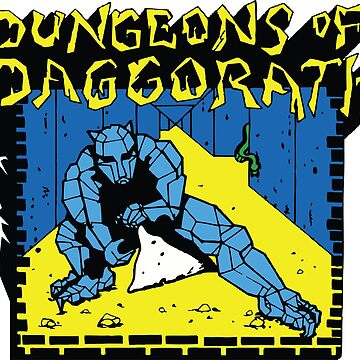 Dungeons of Daggorath by er3733