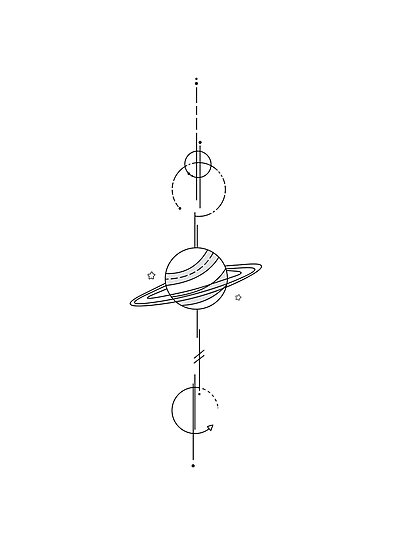 Outer Space Drawing at GetDrawings | Free download  |Astronomy Line Drawing