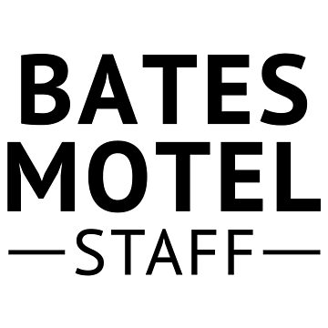 Bates Motel Employee by livtees