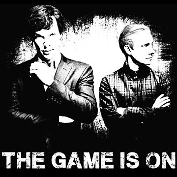 The Game Is On - Sherlock by AmbraGallo