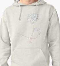 BTS LOVE YOURSELF FLOWER (without text) Pullover Hoodie