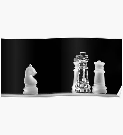 Chess 4: All men lost Poster