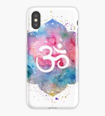 Om iPhone Case/Skin