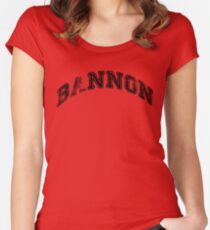 Bannon Women's Fitted Scoop T-Shirt