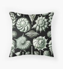 Art Forms in Nature - Amazing HD vintage design number 91 Throw Pillow
