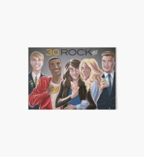 30 Rock Art Board