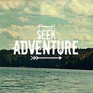Seek Adventure by Vintageskies
