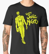 McGee - Warriors Men's Premium T-Shirt