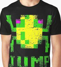 Frogger Jump Graphic T-Shirt