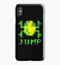Frogger Jump iPhone Case/Skin