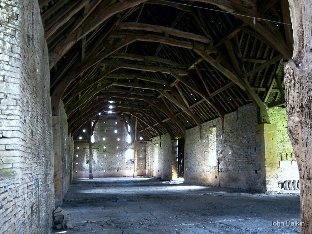 Tithe Barn by John Dalkin
