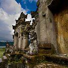 The Abandon Temple by Maximilian John