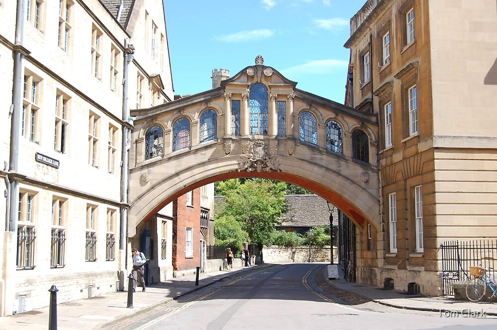 Bridge Of Sighs - Oxford by Tom Clark