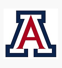 Arizona Wildcats Photographic Print