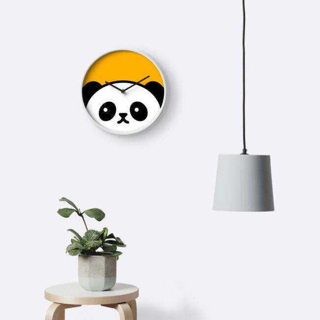 Panda by misterghostie