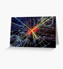 Higgs-Boson#1 Greeting Card