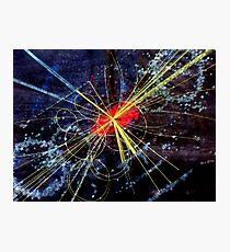 Higgs-Boson#1 Photographic Print