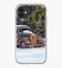 Stuck in Time iPhone Case