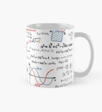 Mathematics Formulas Numbers  Mug