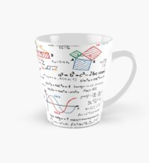 Mathematics Formulas Numbers  Tall Mug