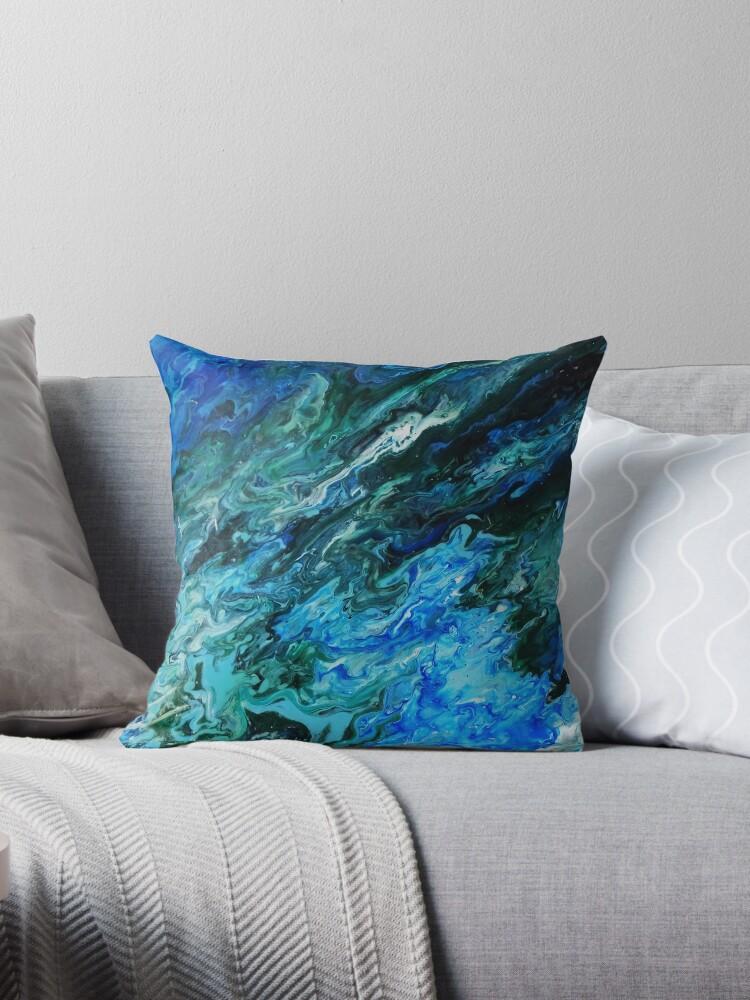 BLUE WAVE by hichem chettih