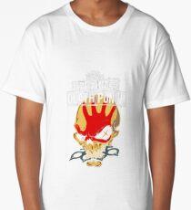 Death Punch Five Finger Long T-Shirt
