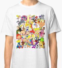 Old Nickelodeon Classic T-Shirt