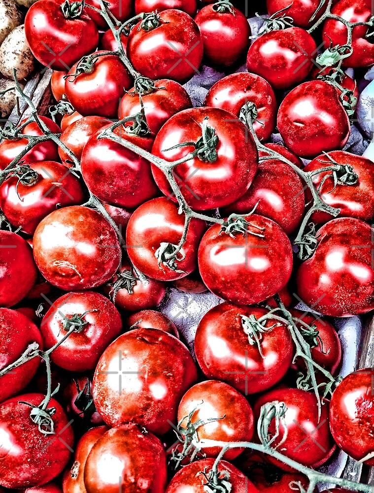 Tomatos by Asrais