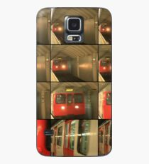Tube progress Case/Skin for Samsung Galaxy