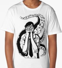 Horror Kraken Long T-Shirt