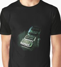 The Guitar Graphic T-Shirt