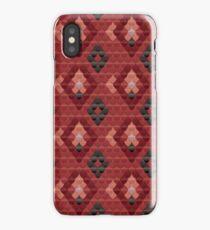 Red Boa iPhone Case/Skin