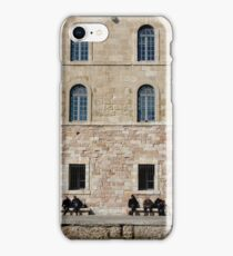 Old Port of Marseilles iPhone Case/Skin