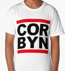 CORBYN Long T-Shirt