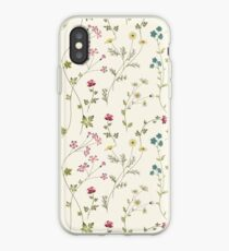 Gepresste Blumen iPhone-Hülle & Cover