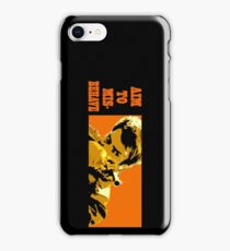 Aim to Misbehave! iPhone Case/Skin