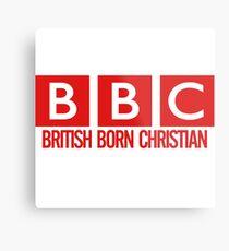 BBC Metal Print