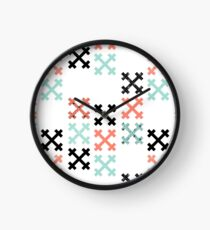 Heraldry X Clock