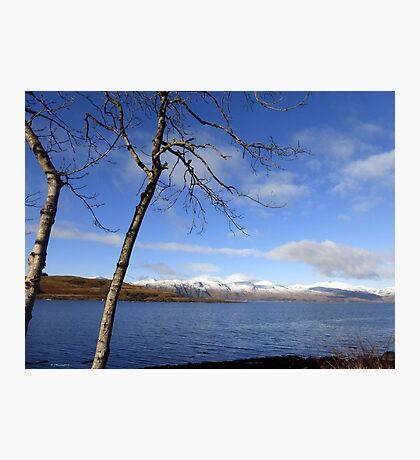 Loch Linnhe, Scotland Photographic Print