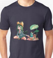 Boku no Hero Academia Asui and Froakie T-Shirt