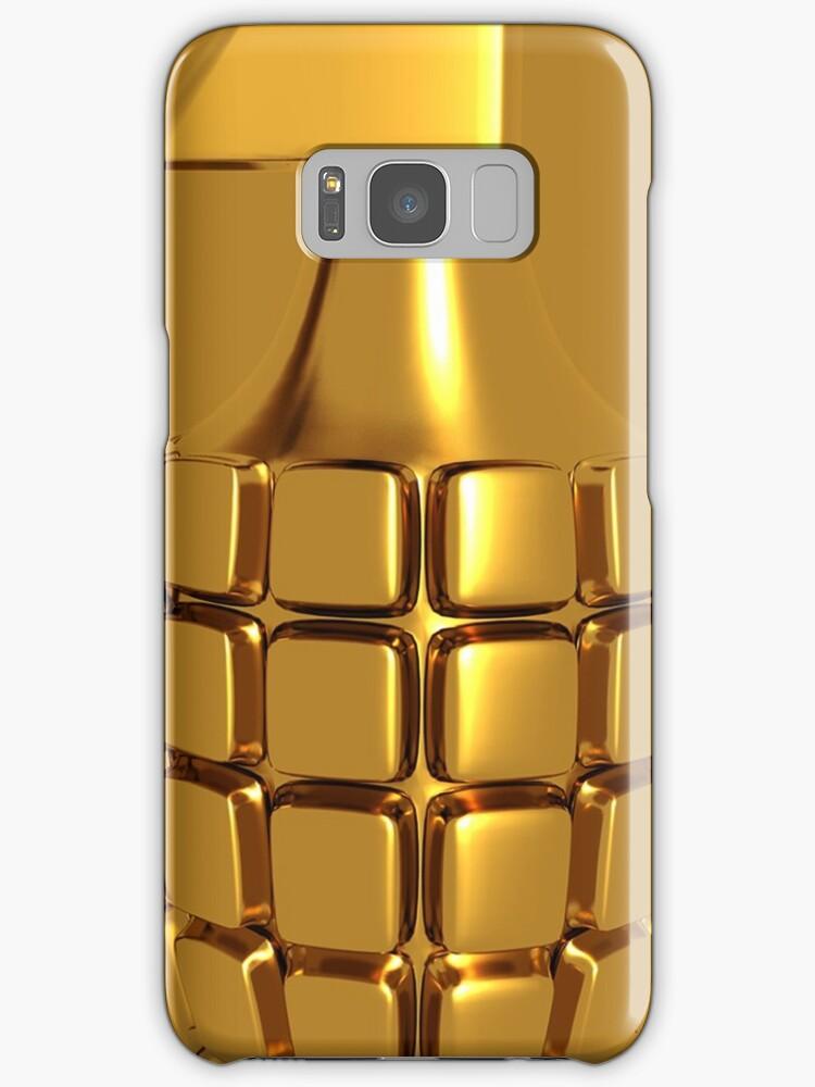 Golden Hand Grenade   by CroDesign
