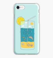 summer drink iPhone Case/Skin